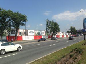 баннерная галерея до строительства ЖК