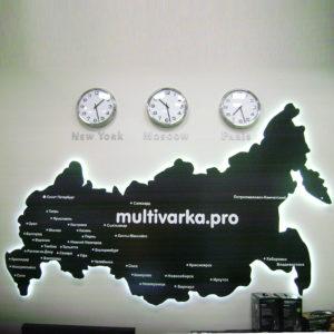 """внутреннее оформление магазина """"Мультиварка. про"""""""