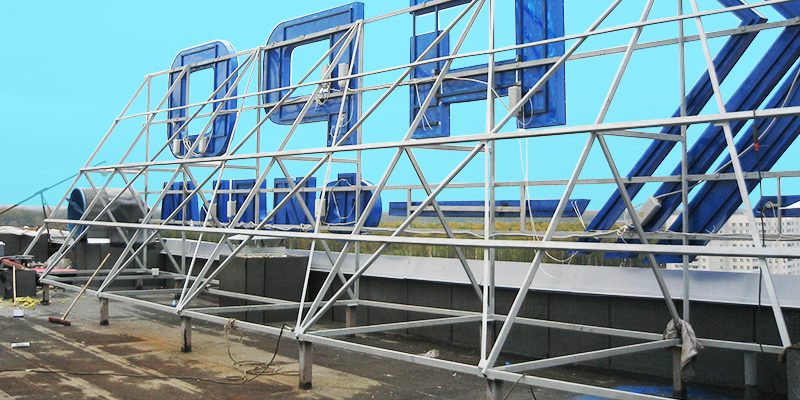 изготовление крышных установок в спб
