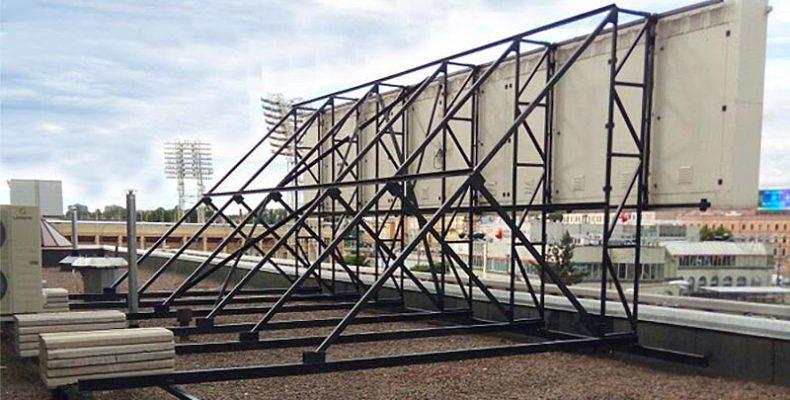 крышные установки изготовление спб